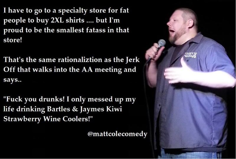 Fat Ass Rationalization