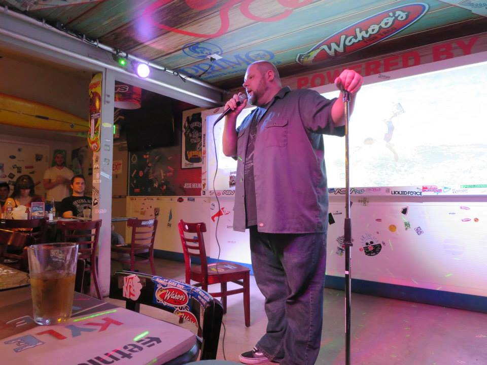 Wahoo's Beach Bar Comedy